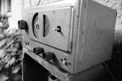 Radio days gone