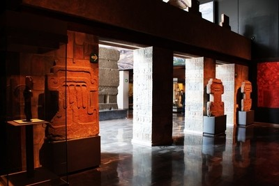 Abstract: National Museum of Anthropology. Part 14