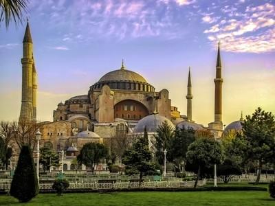 Hagia Sophia (Colour)