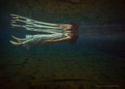 as i lay dreaming