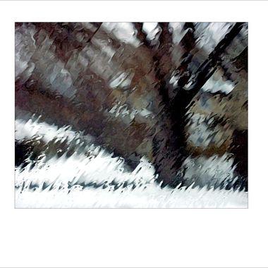 0044 Rain on a Windshield
