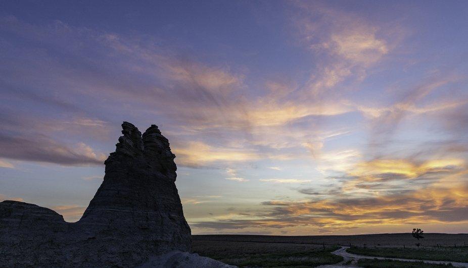 Castlerock Sunset 1.JPGCastlerock Sunset