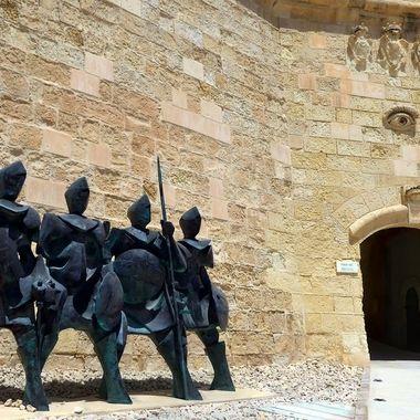 Fort St. Elmo  - Porta del Soccorso