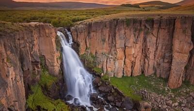 North Clear Creek Falls_LG