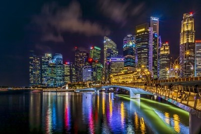 Marina Bay Financial Centre