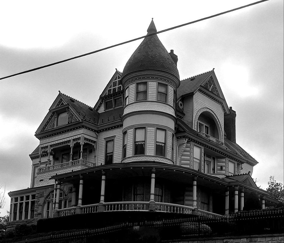 A million dollar home.