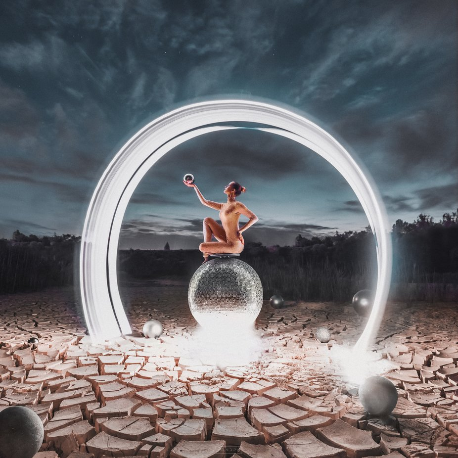 Lightpainting by FONDphoto - Monthly Pro Photo Contest Volume14