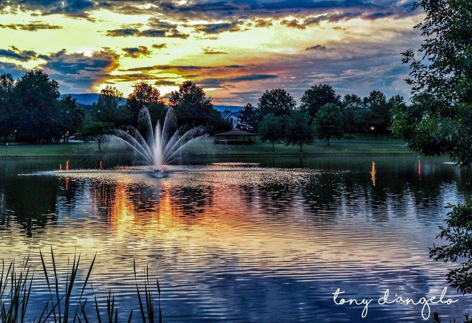 Whittier Lake