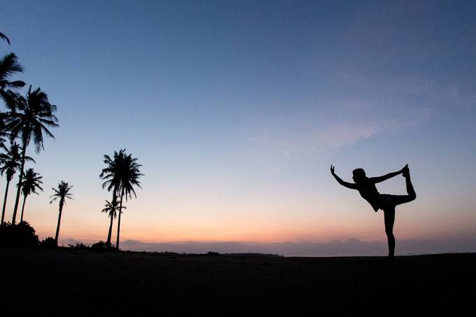 Yoga & Nature by sabrinavermeulen - Self Care Photo Contest