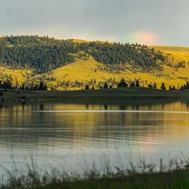Stump Lake Area.. Near Merritt B C