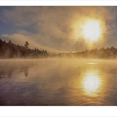 127 Wanakena at Sunrise