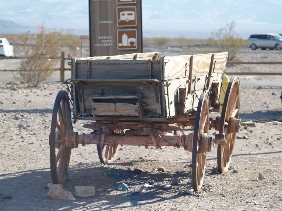 Transport of old