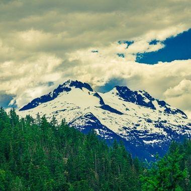 Ridges of the pacific northwest