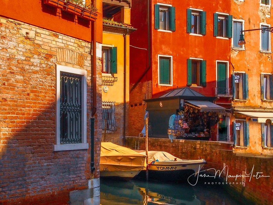 Venezia asleep