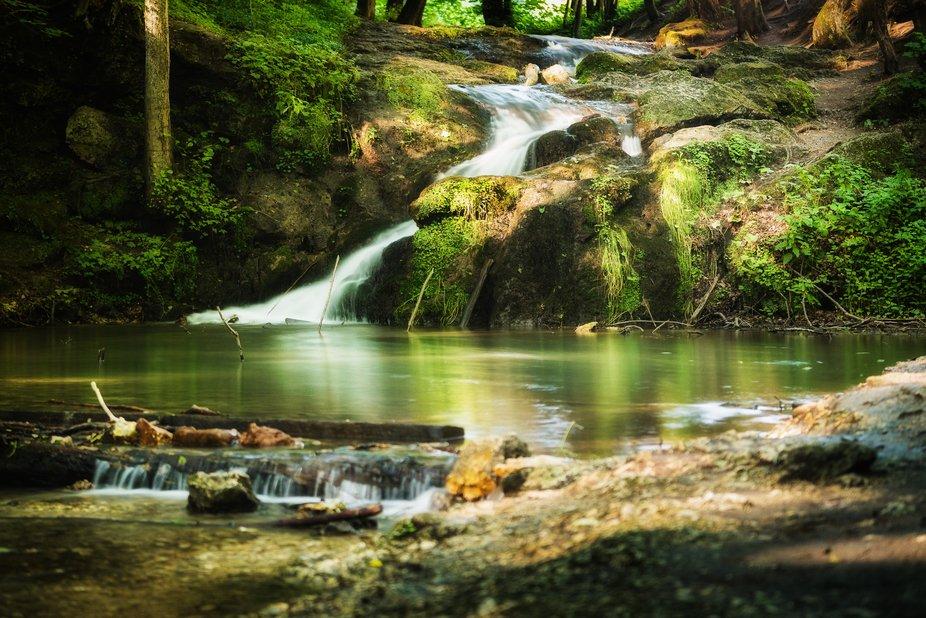 Waterfall Szum