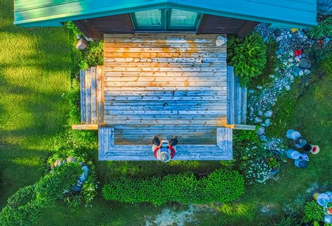 Creativity From Above Photo Contest Winner