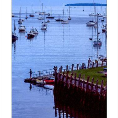 #188  Morning Harbor