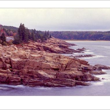 #196 Mt. Desert Island Shoreline