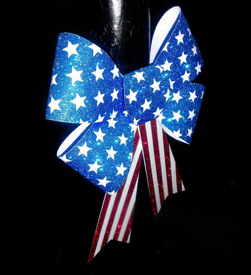 USA bow