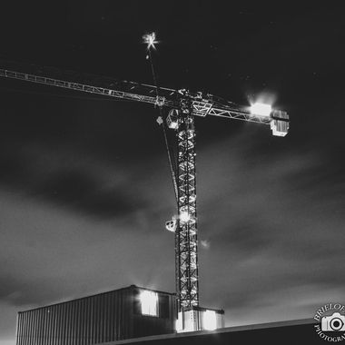 tower crane bw-9465