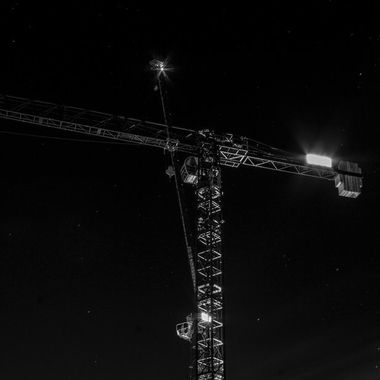 tower crane bw-9485