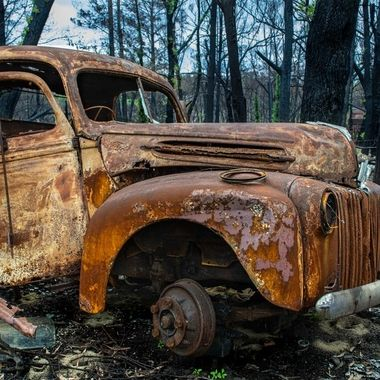 Highway to Hell Album #22 Australian Bush Fires 2020