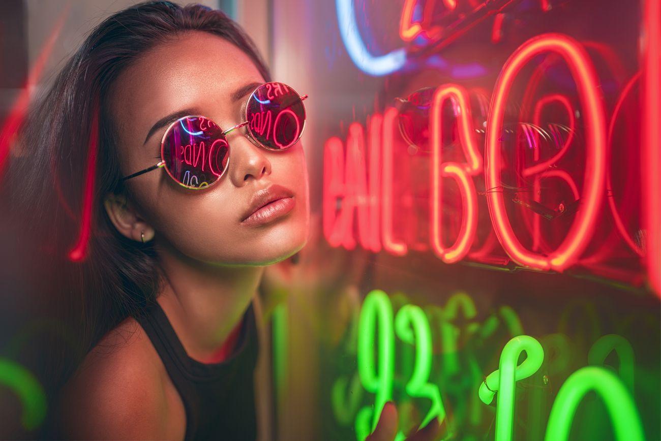 Neon Lights Photo Contest Winner