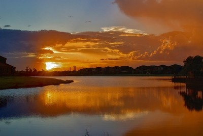 sunset fla