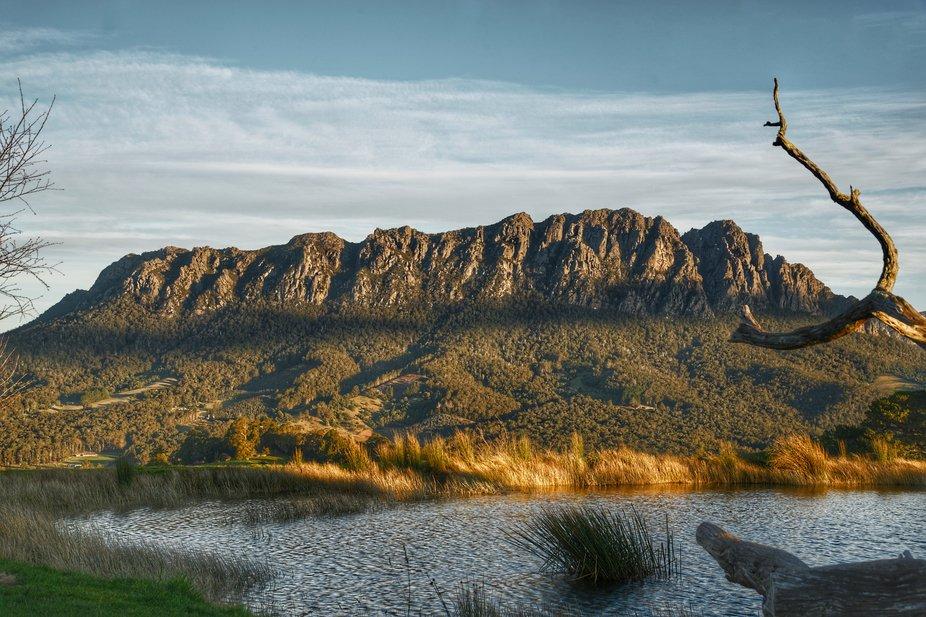 Mt Roland Tasmania