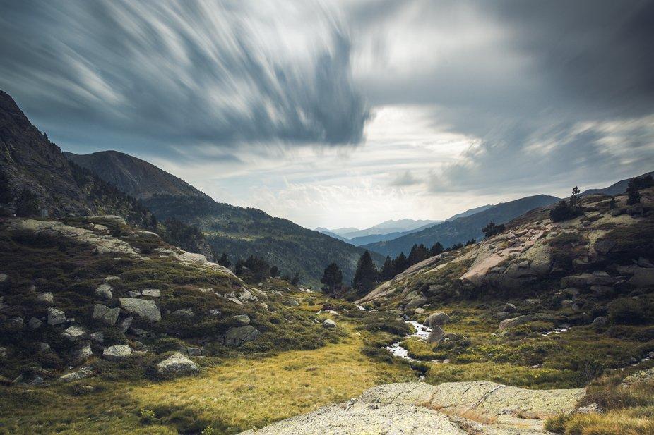 Refugio de Juclà  2299msnm, Andorra