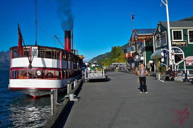 Queenstown Dock