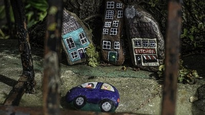 East Linton's new model village