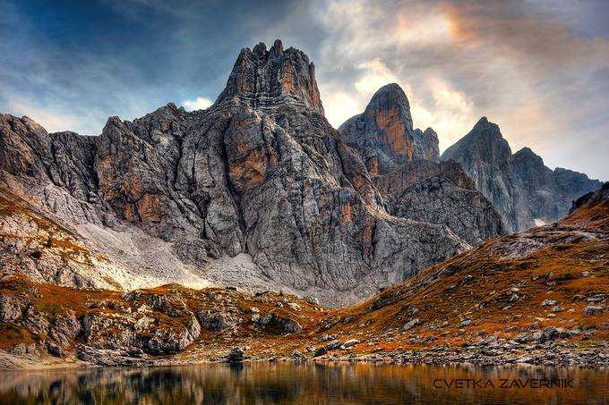 Under the mountain by Prijaznica - My Incredible Landscape Photo Contest