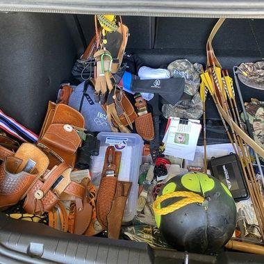 Car trunk on the go ....anytime, anywhere!