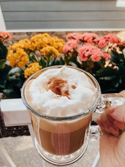 I love coffee more than life itself