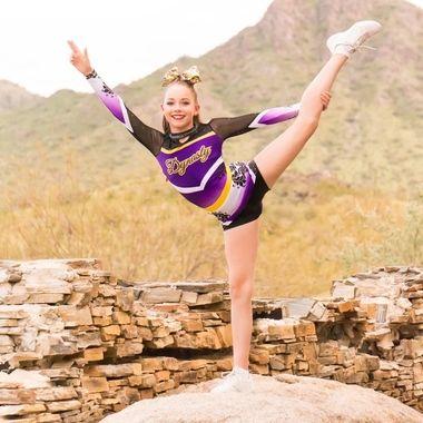 Cheer Girl 7