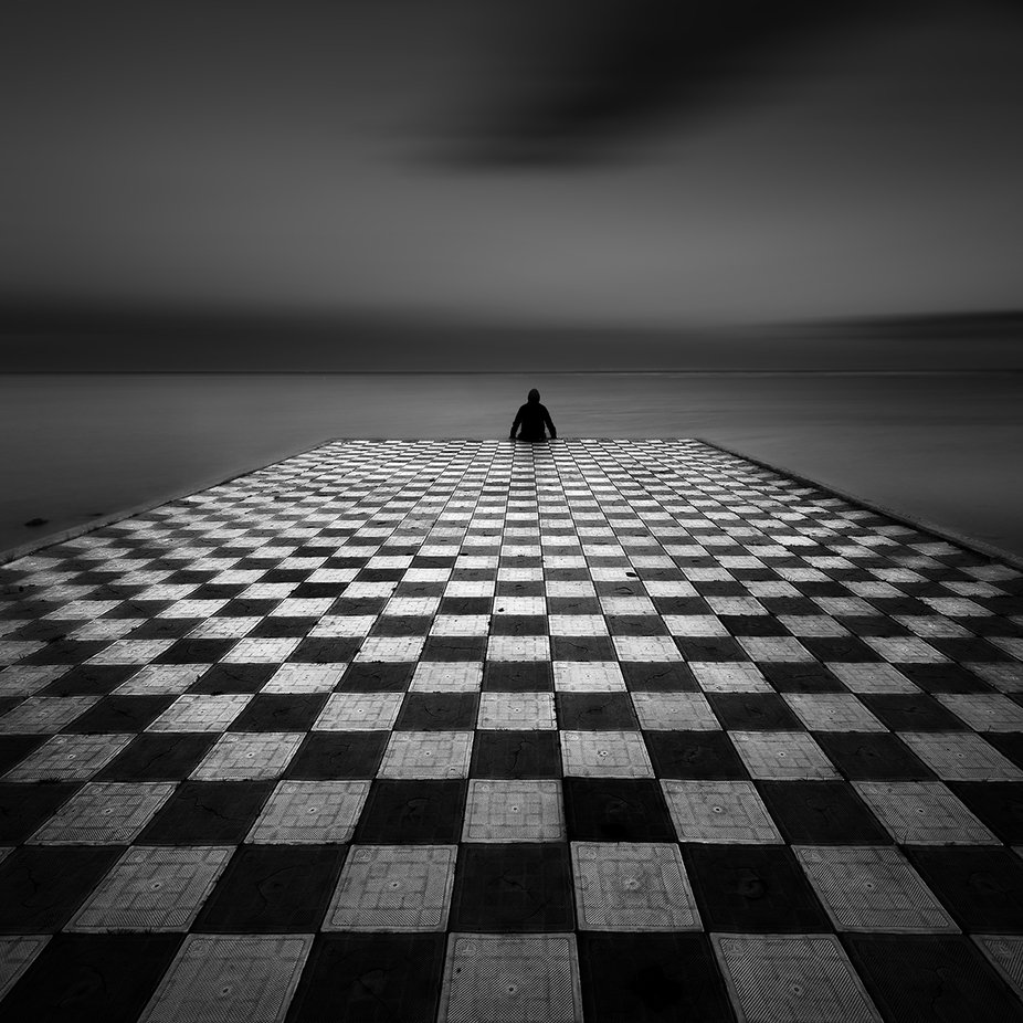 Game Over by piterart - Capture Geometry Photo Contest