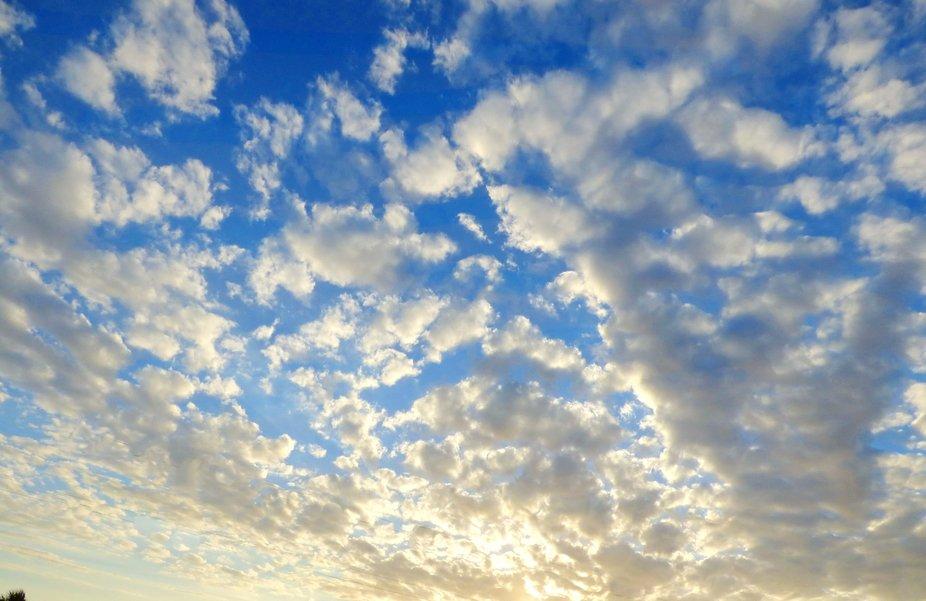 Blue skies are ahead...