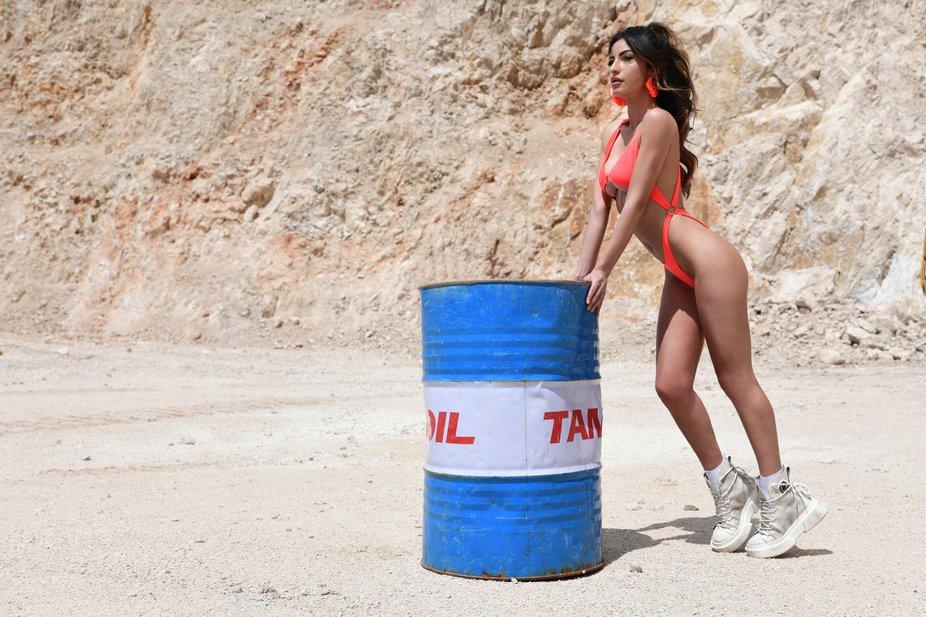 Model: Marcella Niespolo  Bikini brand Talhita
