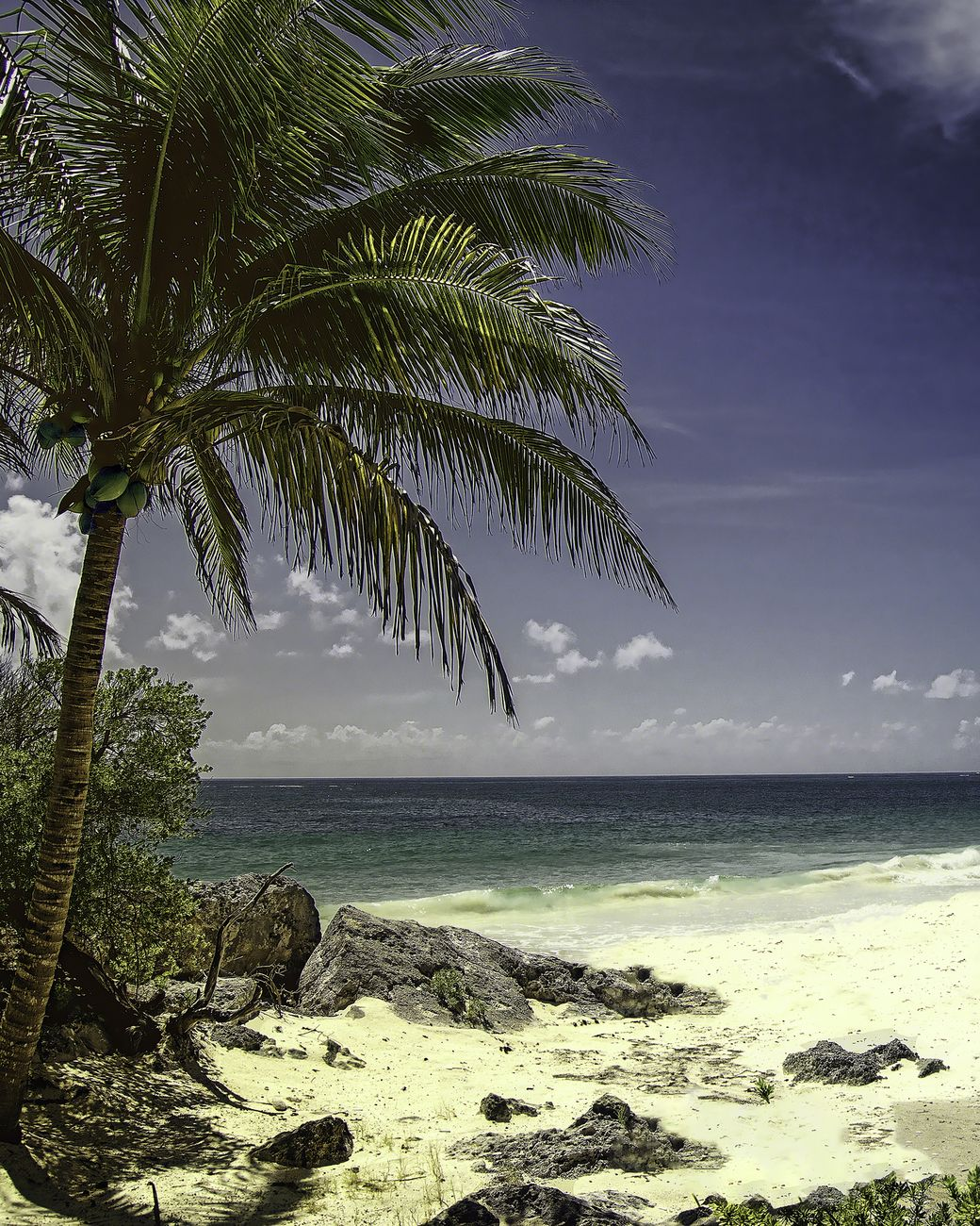 Great Island Beach Resort area. One of ten best in the world.