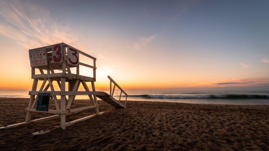 Sea Girt Sunrise