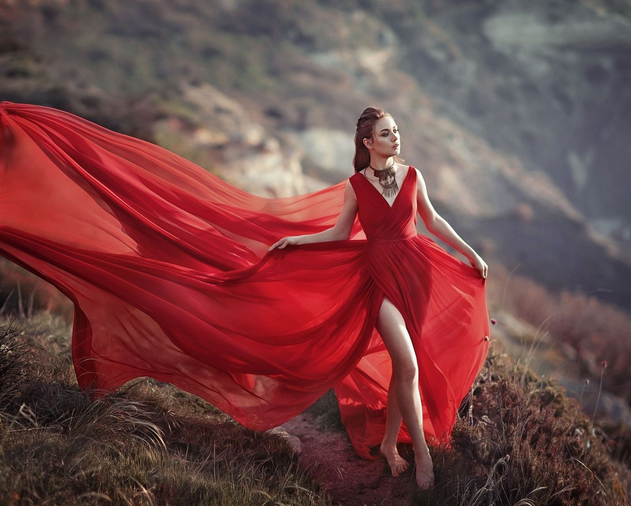 Red Tones Photo Contest Winner