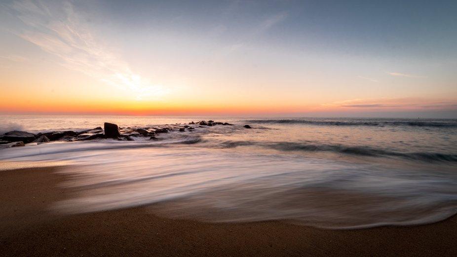 Sea Girt Sunrise LE