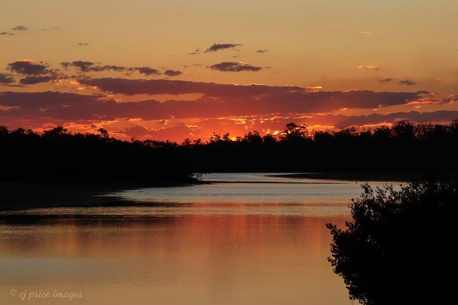 Sunset Toogoom,  Queensland