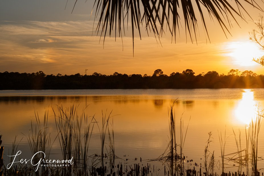 Ending a beautiful day at one of the most beautiful sunsets in Florida.    Prints and many other ...