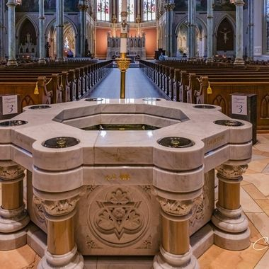 Cathedral Basilica of St. John the Baptist in Savannah, GA