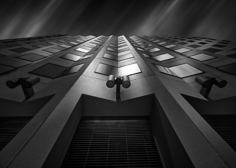 One of an architectural landscape series I plan to shoot. I want to show the pure composition and...