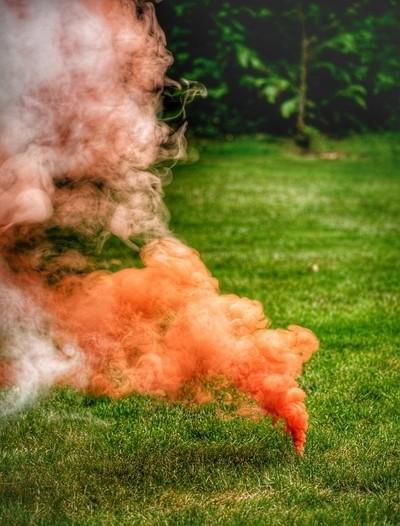Smokey hues