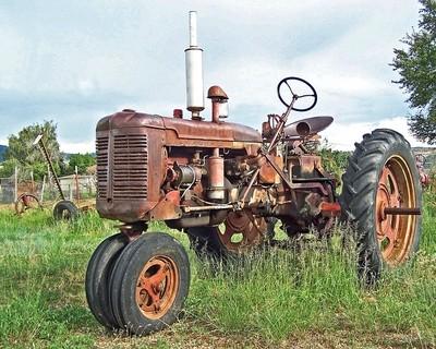 Utah tractor