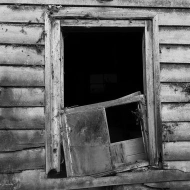 Old window 1 W
